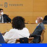 El Cabildo de Tenerife se reúne con FEPECO y empresarios del Polígono de La Campana