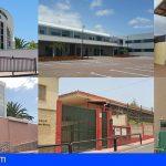 San Miguel desinfecta los centros escolares ante la reanudación del curso