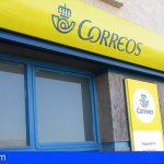 Las oficinas de Correos de Canarias recibieron cerca de 5.000 visitas entre el 31 de diciembre y el 2 de enero