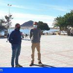 Granadilla regulará la actividad deportiva de las escuelas náuticas en las playas