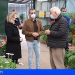 Agricultura abona 5 millones para compensar el parón del sector de la flor cortada de Canarias