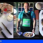 Juan Santana | Fogonero frito con salsa de limón Barbuzano