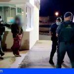 Cinco detenidos y ocho denunciados en una fiesta privada en Fuerteventura