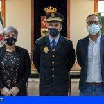 Vilaflor   Juan Pablo Flores García, toma posesión como nuevo Oficial Jefe de la Policía Local