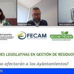 Canarias   Jornada sobre las últimas novedades legislativas en gestión de residuos y economía circular