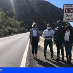 Stgo. del Teide | El Cabildo se compromete a incluir el proyecto del túnel de La Vetita en los presupuestos 2021