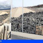Arona | CC-PNC pide la retirada inmediata del resto de neumáticos del PIRS ante el riesgo grave de incendio