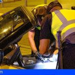 Tenerife | Dos detenidos con tres paquetes de marihuana escondidos bajo un doble fondo en un vehículo