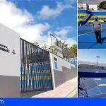 San Miguel | Concluyen las obras en el polideportivo Óscar González