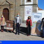 Granadilla inicia la colocación del quinto contenedor para la recogida orgánica