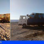 Granadilla retiró el último cayuco de sus playas
