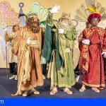 La Comitiva de los Reyes Magos recorrerá todos los barrios de Arona
