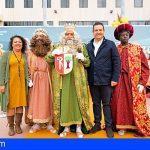 Arona | Los Reyes Magos se pasan al 'streaming' para recibir vídeos y llamadas de los niños y niñas