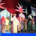 Los Reyes Magos recorrerán los barrios de Granadilla en coches descapotables