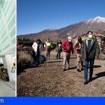 El Cabildo recuperará el entorno del antiguo sanatorio del Teide por 195.000 euros