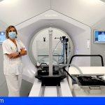 El Dr. Negrín ha puesto en marcha el sexto acelerador para tratar patologías oncológicas