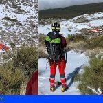 Un atropello grave, una caída con fractura y un lesionado en Las Cañadas del Teide