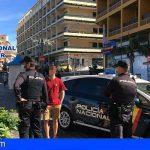 Tres miembros de una familia detenidos en Los Realejos por dos robos con fuerza