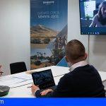 Cabildo y Turespaña abordan la estrategia de Tenerife para impulsar la recuperación del Turismo