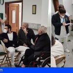 La Residencia de Mayores de Los Cristianos, los primeros en recibir la vacuna Covid-19 en el Sur
