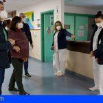 Tenerife inicia la vacunación en los centros del IASS para personas con discapacidad