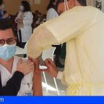 El Psicopedagógico San Juan de Dios de Tenerife inicia la vacunación de residentes y profesionales