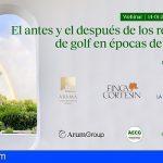 Guía de Isora | Abama debate el futuro de los resorts de golf tras la pandemia, en un webinar de Arum Group