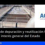 Granadilla | Adjudicado el contrato para las obras del sistema de depuración y reutilización de aguas residuales