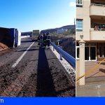 Bomberos de Tenerife intervienen en Adeje, Arico y Granadilla varias incidencias