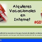Granadilla | Detenido por estafar a 5 personas a través de un falso anuncio en internet de alquiler de una vivienda