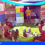 El Cabildo lleva el Centro de Información Juvenil al IES El Médano