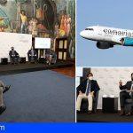 Tenerife presenta la aerolínea Canarian Airways, de capital 100% canario