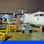 Canaryfly consolida su expansión en el transporte de mercancías con una nueva línea regular de carga