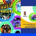 """Exposición fotográfica """"San Miguel carnavalero"""" acompañada de personajes de animación"""