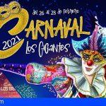 Stgo. del Teide presenta los actos virtuales del Carnaval de Los Gigantes 2021