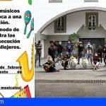 Granadilla | Artistas callejeros se manifestarán este viernes pacíficamente frente al Ayuntamiento