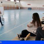Granadilla | La AEDL da a conocer los servicios en materia de empleo y formación al alumnado del IES El Médano
