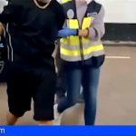 Detienen en Santa Cruz  a un joven por tres robos violentos cometidos en apenas 24 horas