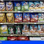 Fundación DinoSol donó más de 23.000 kilos de comida para animales en 2020