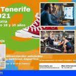 Adeje impulsa la formación para jóvenes con el proyecto Nómada y la Escuela Tenerife Joven