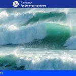 El Gobierno de Canarias declara la situación de Alerta por Fenómenos Costeros en Canarias