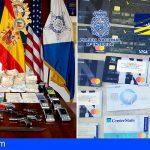 Desarticulan una organización por defraudar más de 12.000.000€ con tarjetas de crédito