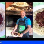 Juan Santana | Judías negras con arroz blanco