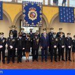 Tenerife | Once nuevos Inspectores de la Policía de la 32ª Promoción juran su cargo