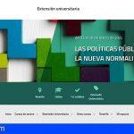 """La UNED organiza en Tenerife el curso online """"Las Políticas Públicas Locales en la nueva normalidad"""""""