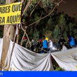 CC-PNC rechaza el traslado de menores a Las Raíces y Las Canteras y pide la derivación de migrantes a la Península