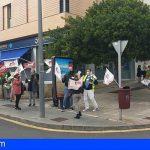 Los sindicatos se movilizan por un Convenio digno del Comercio de la Alimentación en Santa Cruz