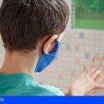 Canarias destina 238.000€ a la compra de 1,7 millones de mascarillas para alumnado vulnerable