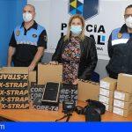 Granadilla dota de nuevos recursos materiales a la Policía Local para mejorar la seguridad y calidad del servicio