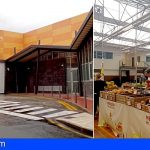 Arona asume la seguridad y el control del aforo en el Mercado del Agricultor de Valle San Lorenzo